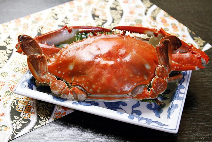 三河湾名物 渡り蟹【4月~11月】