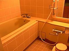 和室お風呂
